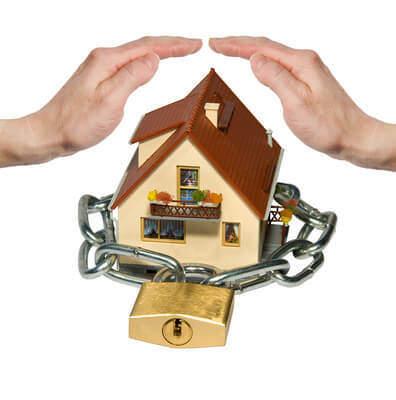 So bleibt die eigene Immobilie für Einbrecher uninteressant