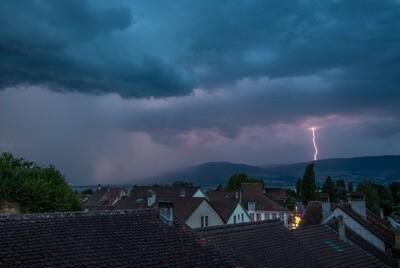 Blitz- und Überspannungsschäden werden immer teurer