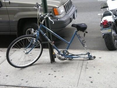 Die Hochburg der Fahrraddiebe