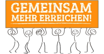 Genossenschaft-Gemeinsam mehr erreichen!