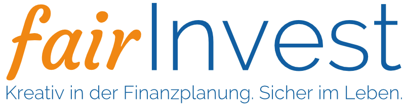 fairInvest Logo mit Motto